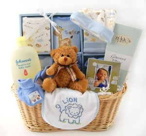 Newborn Gift Basket N Hamper